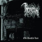 THRONEUM Old Death's Lair CD Digipack