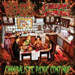PULMONARY FIBROSIS / PURULENT SPERMCANAL Cannibalistic Picnic Continue CD