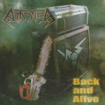 ATTOMICA Back And Alive CD+DVD