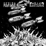 HELLO BASTARDS / HERIDA PROFUNDA Split EP