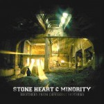 STONE HEART / MINORITY Brothers From Different Mothers LP (Green)