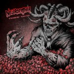 NEUROPATHIA Strawberry Injection / STRAIGHT HATE Straight Hate EP (Red)
