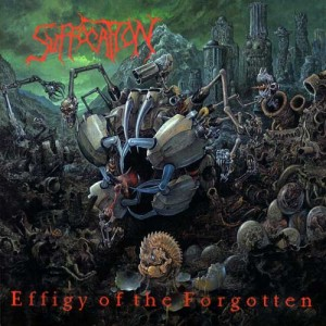 SUFFOCATION Effigy Of The Forgotten CD
