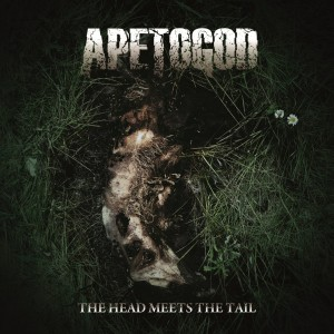 APE TO GOD The Head Meets The Tail CD