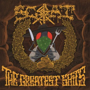 S.C.A.T.  The Greatest Shits CD