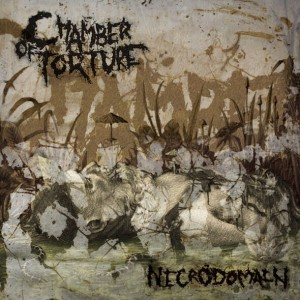 CHAMBER OF TORTURE Necrodomain CD