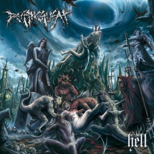 DEATHCRUSH Hell CD