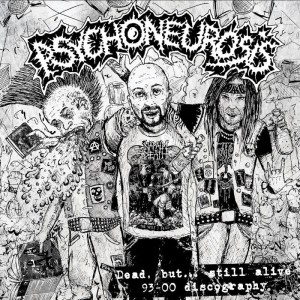 PSYCHONEUROSIS Dead, But… Still Alive (93-00 Discography) CD