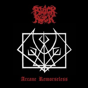 BLACK ROCK Arcane Remorseless CD