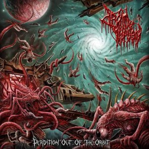 DRAIN OF IMPURITY Perdition Out Of The Orbit CD