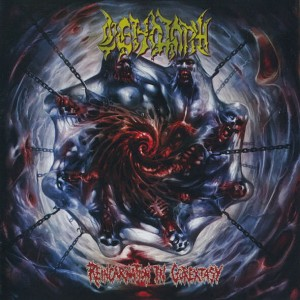 CENOTAPH Reincarnation In Gorextasy CD