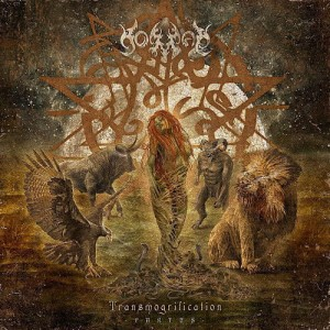 NOMAD Transmogrification (Partus) CD