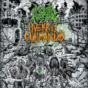 NUCLEAR HOLOCAUST Overkill Commando CD