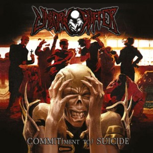 UNBORN SUFFER Commit(ment To) Suicide CD