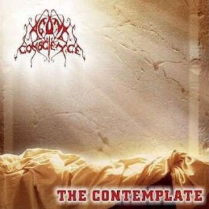 AGONY CONSCIENCE The Contemplate CD
