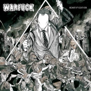WARFUCK Neantification CD