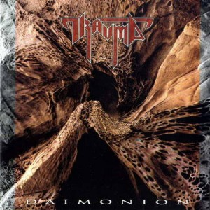 TRAUMA Daimonion CD