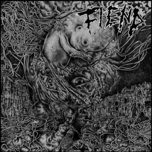 FIEND / SUFFERING MIND Split EP