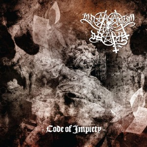 INFATUATION OF DEATH Code Of Impiety CD Digipack