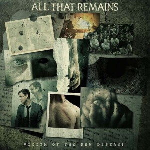 ALL THAT REMAINS Victim Of The New Disease CD Digisleeve