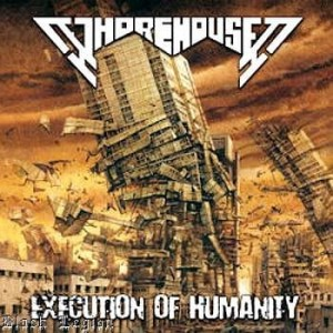 WHOREHOUSE Execution Of Humanity CD