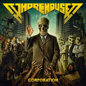 WHOREHOUSE Corporation CD