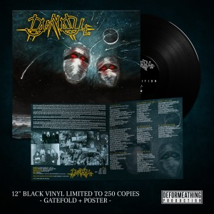 DAMNABLE Inperdition LP (Black)