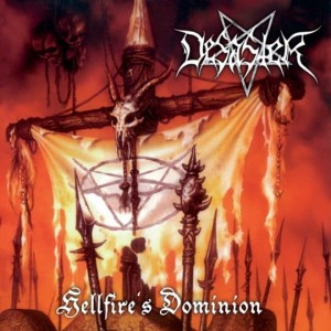DESASTER Hellfire's Dominion 2LP