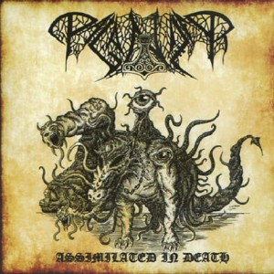 PAGANIZER Assimilated In Death CD