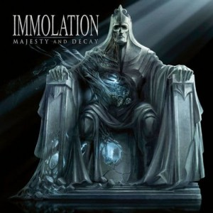 IMMOLATION Majesty And Decay LP