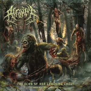 ACRANIUS The Echo Of Her Cracking Chest (Anniversary Edition) MCD