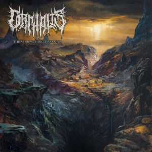 ORPHALIS The Approaching Darkness CD