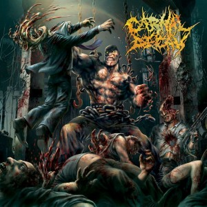 CARNAL DECAY You Owe You Pay CD Digipack