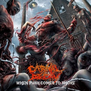 CARNAL DECAY When Push Comes To Shove EP
