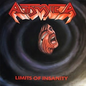 ATTOMICA Limits Of Insanity CD