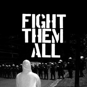 FIGHT THEM ALL Fight Them All EP