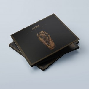 MOANAA Embers CD Digipack