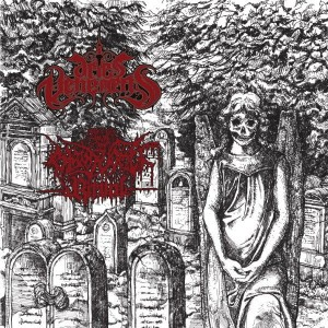 ARIES VEHEMENS / BLOOD VOMIT RITUAL Split EP