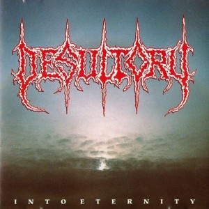 DESULTORY Into Eternity LP (Splatter)