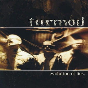 TURMOIL Evolution Of Lies. EP