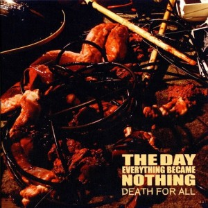 CLITEATER / THE DAY EVERYTHING BECAME NOTHING Split EP
