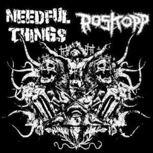 NEEDFUL THINGS / ROSKOPP Split EP