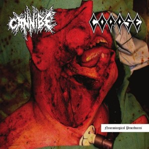 CANNIBE / CORPSE Neurosurgical Procedures EP