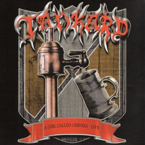 TANKARD / POSTMORTEM A Girl Called Cerveza - Live / Among The Dead EP