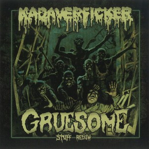 KADAVERFICKER / GRUESOME STUFF RELISH Split EP
