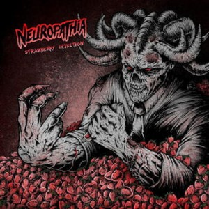 NEUROPATHIA Strawberry Injection / STRAIGHT HATE Straight Hate EP (Grey)