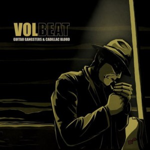 VOLBEAT Guitar Gangsters & Cadillac Blood LP