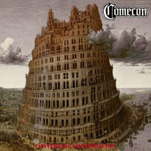 COMECON Converging Conspiracies LP