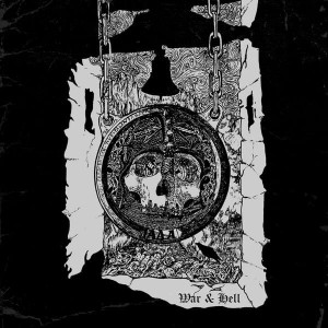 KÖRGULL THE EXTERMINATOR / AKERBELTZ War & Hell LP