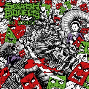 SQUASH BOWELS No Mercy LP